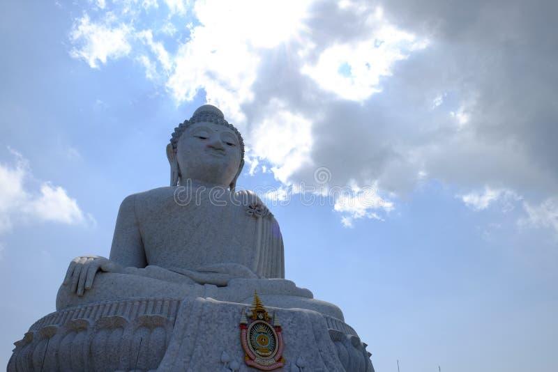 Monumento grande de Buddha imagen de archivo