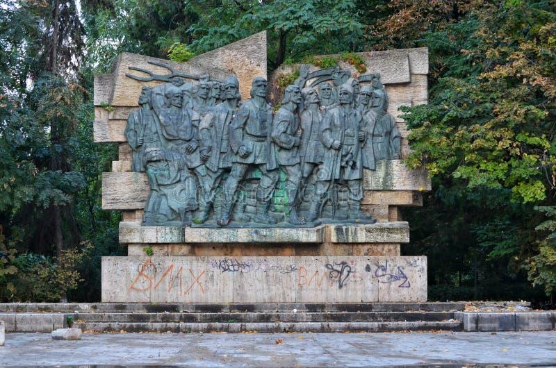 Monumento histórico fotos de stock