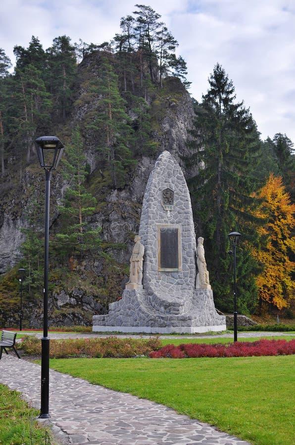 Monumento a las víctimas 1 y Segunda Guerra Mundial 2 fotos de archivo libres de regalías