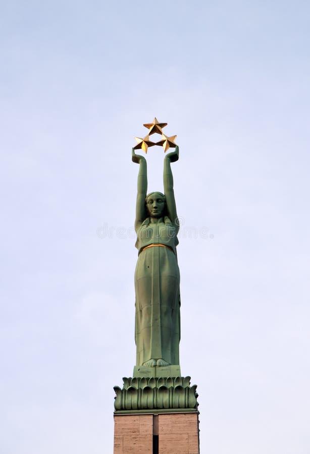 Monumento a libertà fotografia stock