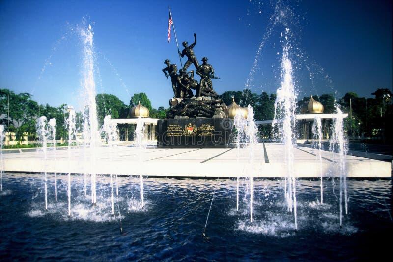 Monumento nacional imagem de stock royalty free