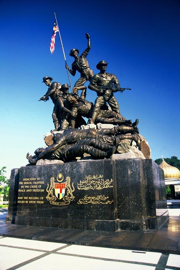 Monumento nacional foto de stock