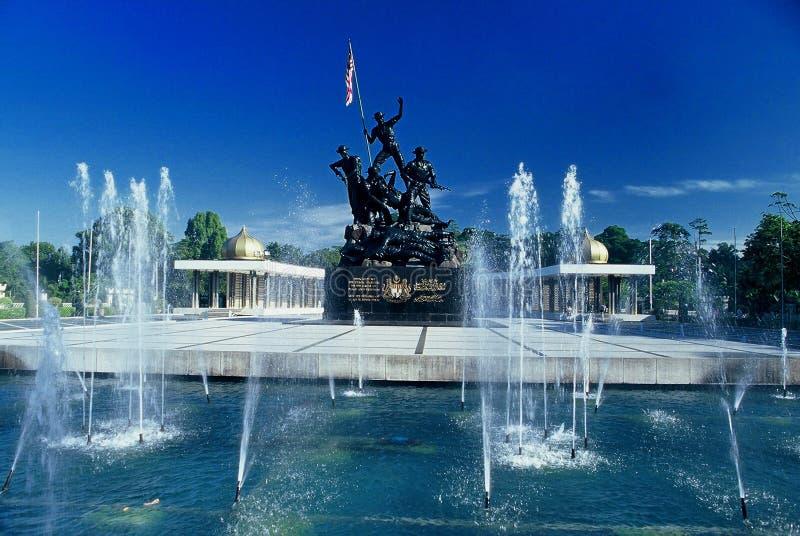 Monumento nacional fotografia de stock royalty free