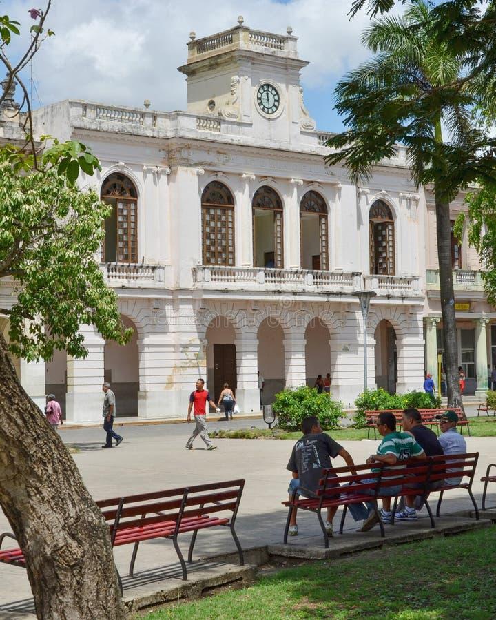 Monumento nacional cubano em Santa Clara imagem de stock