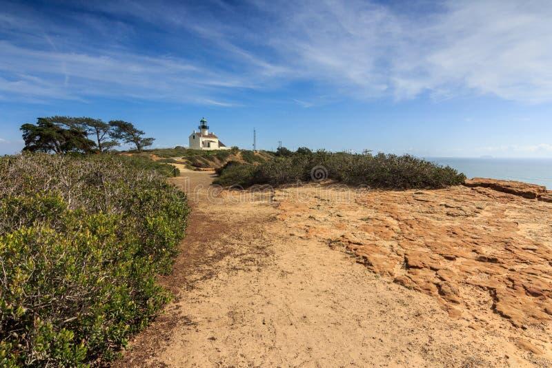 Monumento nacional de Cabrillo perto de San Diego fotos de stock