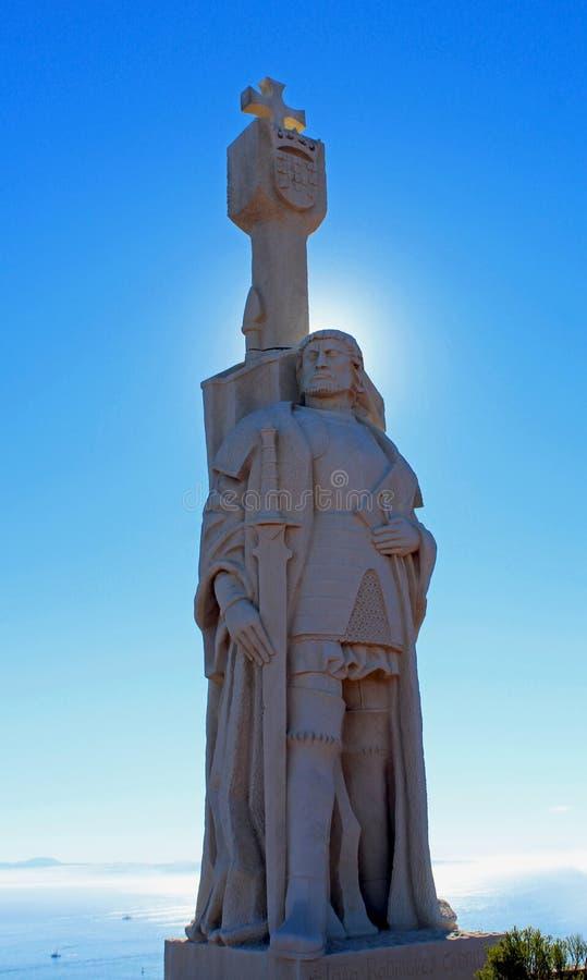 Monumento nacional de Cabrillo, San Diego imagen de archivo