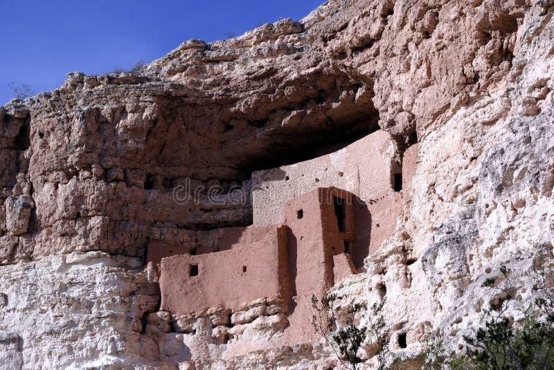 Download Monumento Nacional Do Castelo De Montezuma Foto de Stock - Imagem de ruínas, americano: 105752
