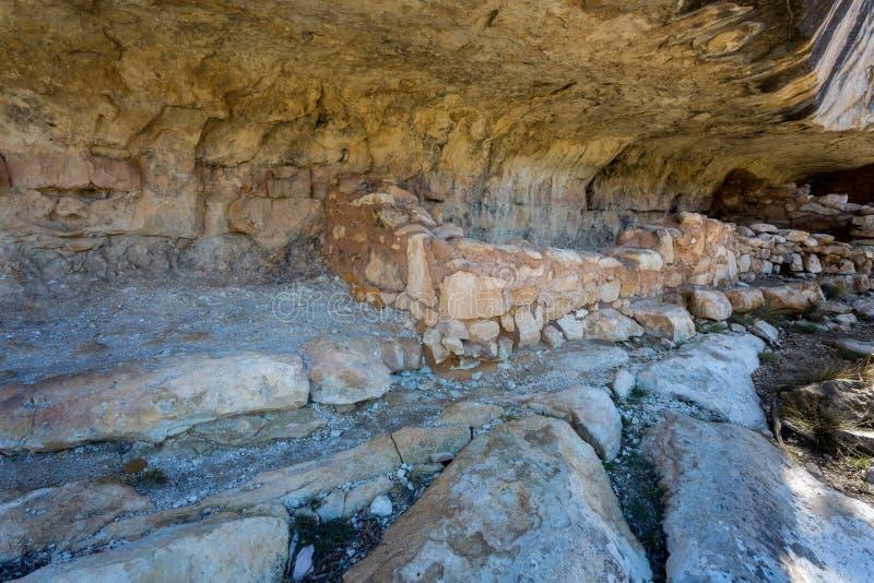 Monumento nazionale del canyon della noce immagini stock libere da diritti