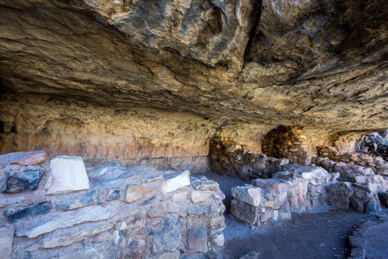 Monumento nazionale del canyon della noce fotografia stock libera da diritti