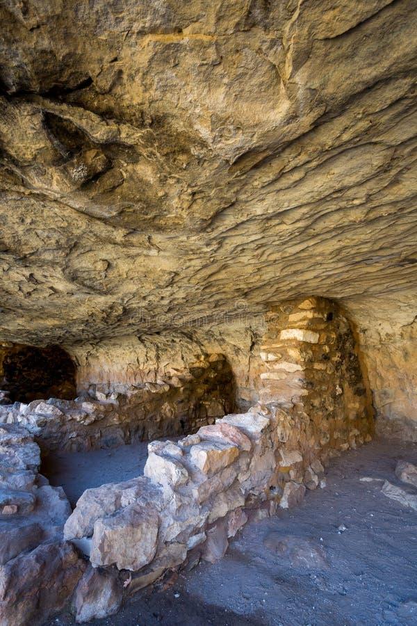 Monumento nazionale del canyon della noce immagini stock