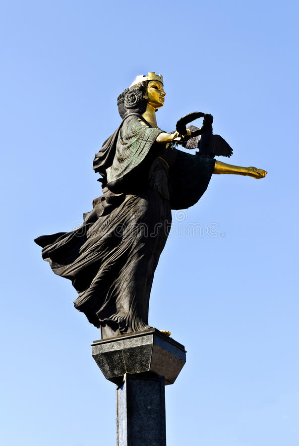 Monumento per il san Sofia Sofia, Bulgaria fotografie stock libere da diritti