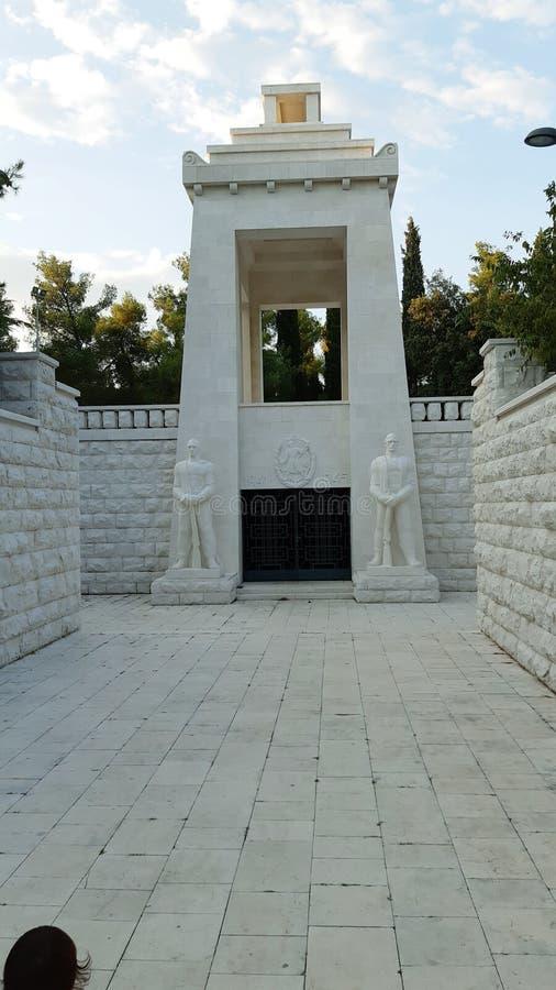 monumento fotografia stock
