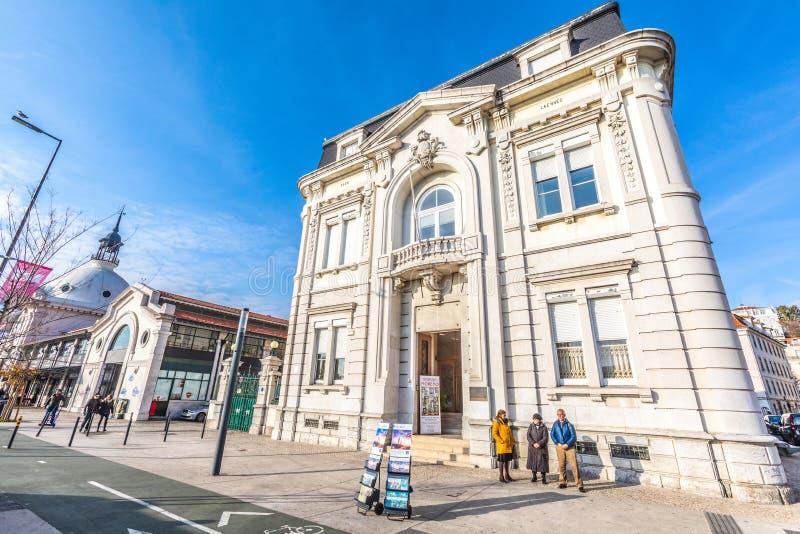 Monumento storico antico Architettura di rinascita Lisbona, Portogallo immagini stock
