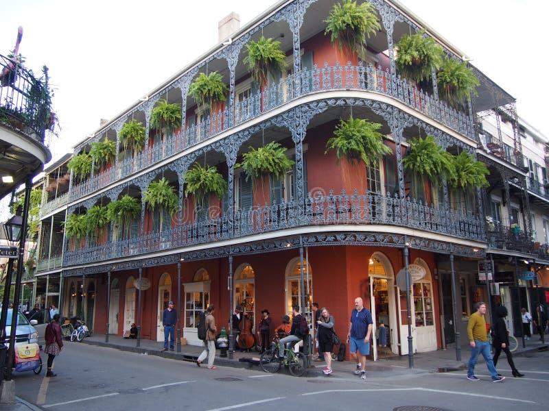 Monumento storico di New Orleans immagine stock libera da diritti