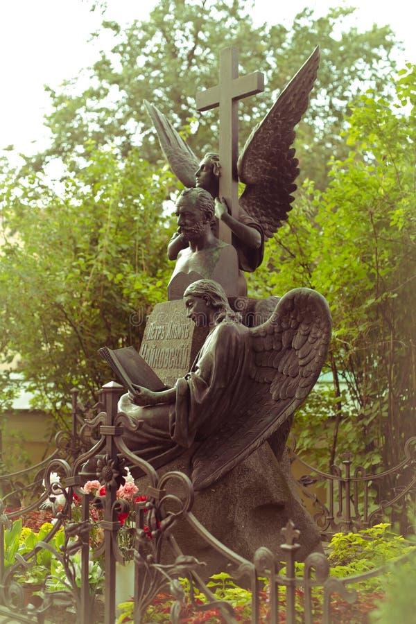 Monumento a Tchaikovsky imagens de stock royalty free