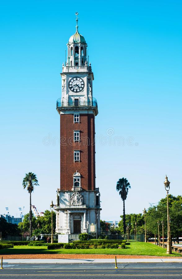 Monumento, torre del inglés foto de archivo