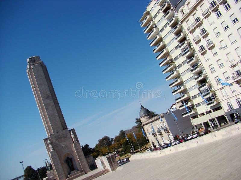 Monumento um la Bandera #1 fotos de stock