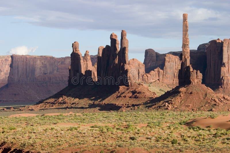 Monumento Valley_02 imagenes de archivo