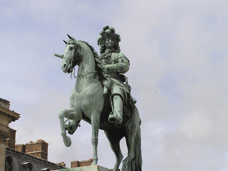 Monumento a Versailles immagine stock