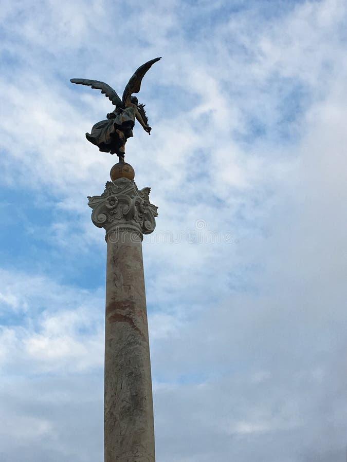 monumento vittorio emanuele obrazy royalty free