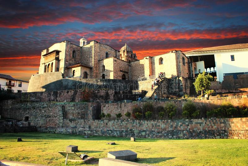Monumentos nacionales de Perú foto de archivo libre de regalías