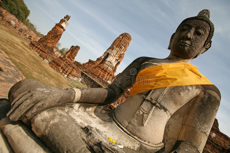 Download Monuments Of Buddah Stock Images - Image: 9063094