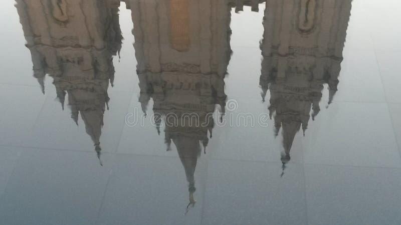 Monuments de l'Utah images stock