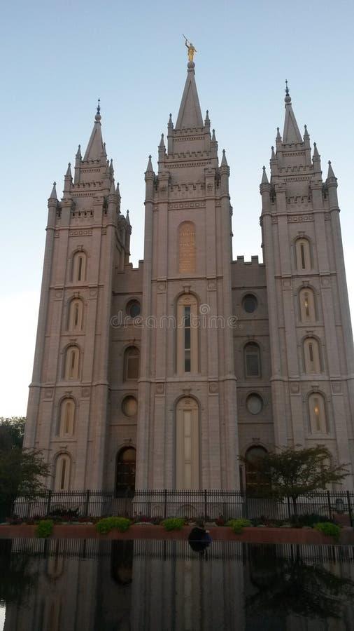 Monuments de l'Utah photo stock