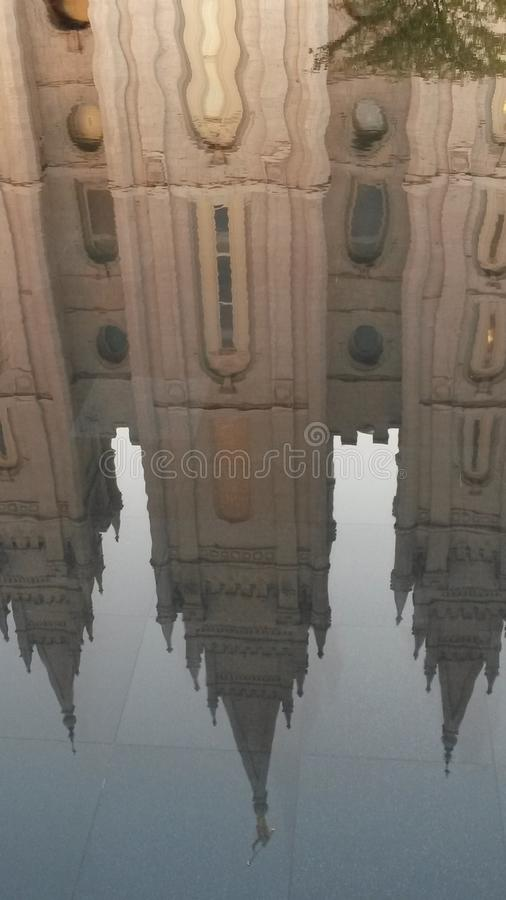Monuments de l'Utah image libre de droits