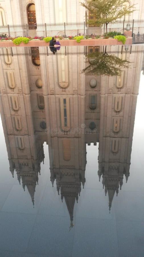 Monuments de l'Utah photographie stock