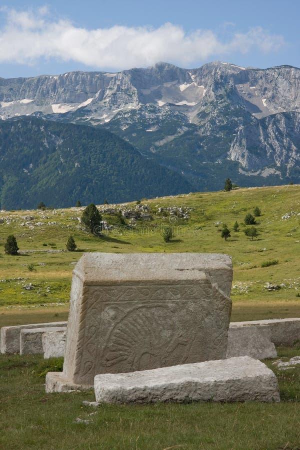 Monuments Médiévaux Images stock
