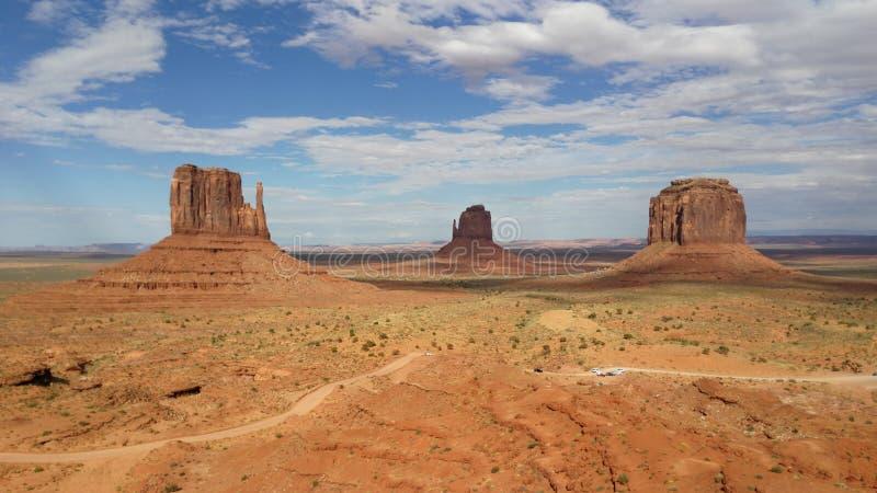 Monumenttalsonne stockbild
