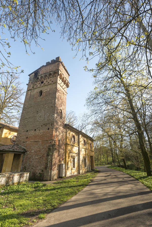 Download Monza Park (Italy) stock photo. Image of monza, spring - 30472194