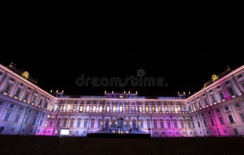 Monza - Villa reale stock foto