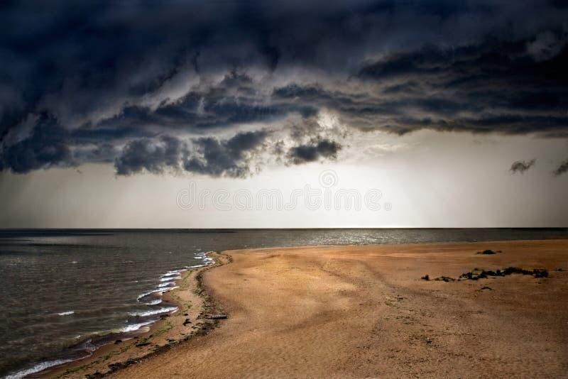 Moody&stormy imagenes de archivo
