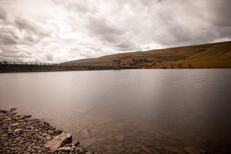 Moody Landscape стоковое изображение rf