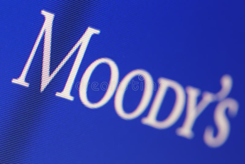 Moody's immagine stock libera da diritti