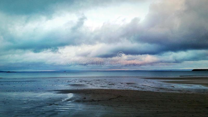 Download Moody Sky in Brittany stock image. Image of outdoors - 91935469