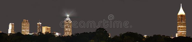 Mooi Atlanta Van de binnenstad royalty-vrije stock fotografie