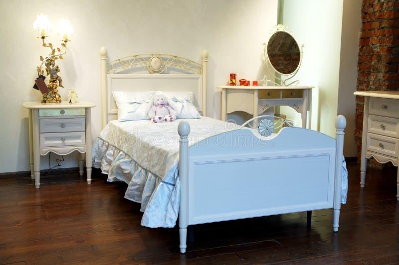 Mooi bed stock afbeeldingen