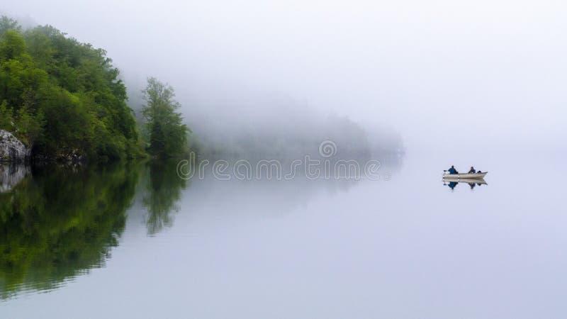 Mooi Bohinj-meer royalty-vrije stock fotografie
