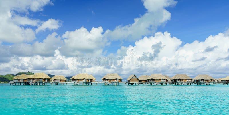 Mooi Bora Bora royalty-vrije stock afbeeldingen