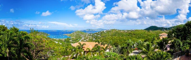 Mooi Caraïbisch Eiland royalty-vrije stock fotografie