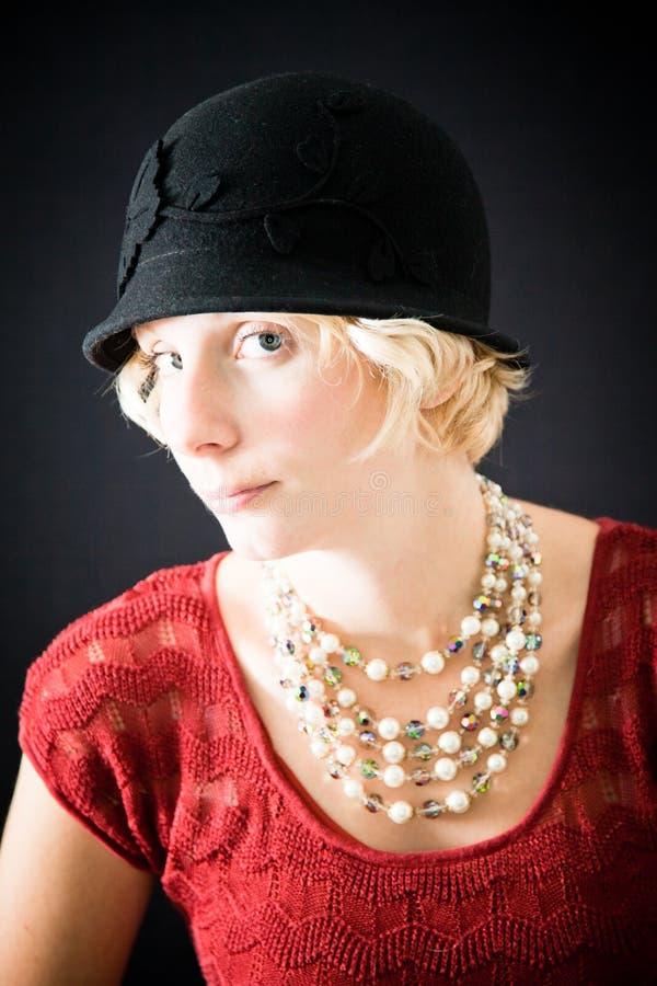 Download Mooi dameportret stock foto. Afbeelding bestaande uit europees - 29509664