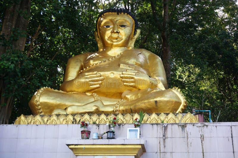 Mooi Gautama Buddha stock foto's