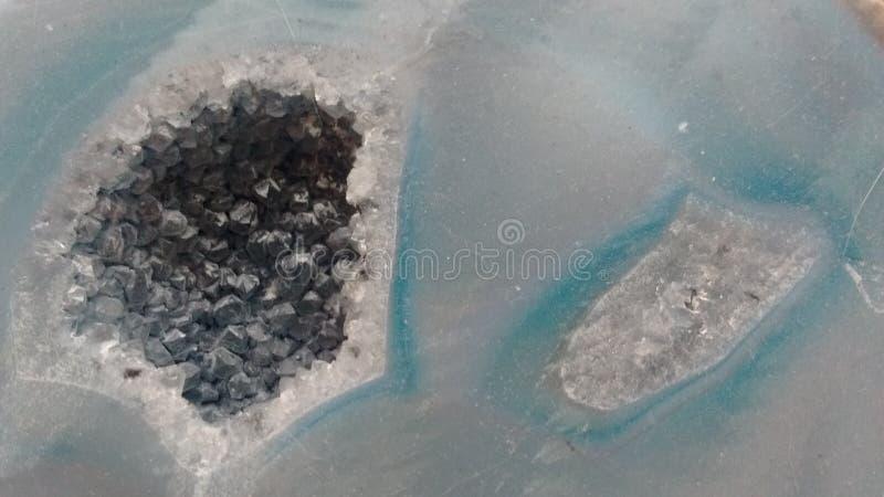 Mooi geodecentrum royalty-vrije stock afbeeldingen
