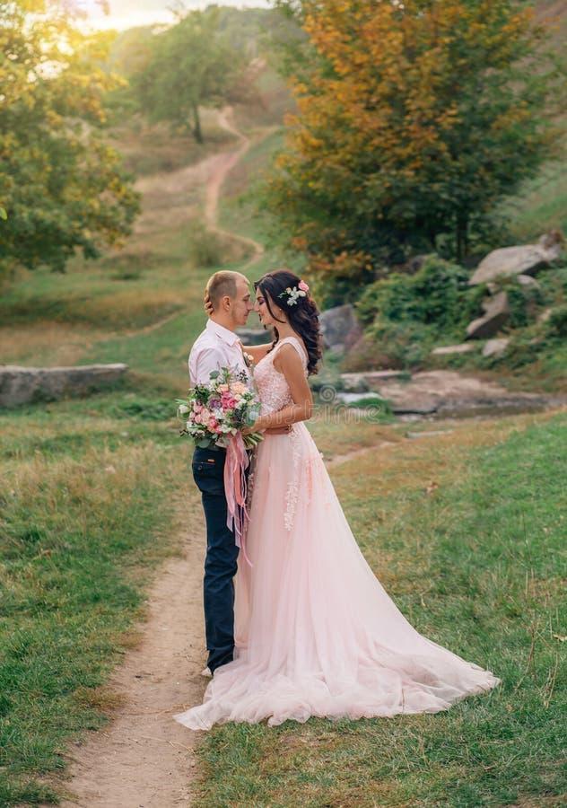Mooi Huwelijk royalty-vrije stock foto