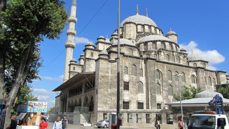 Mooi Istanboel Cami royalty-vrije stock fotografie