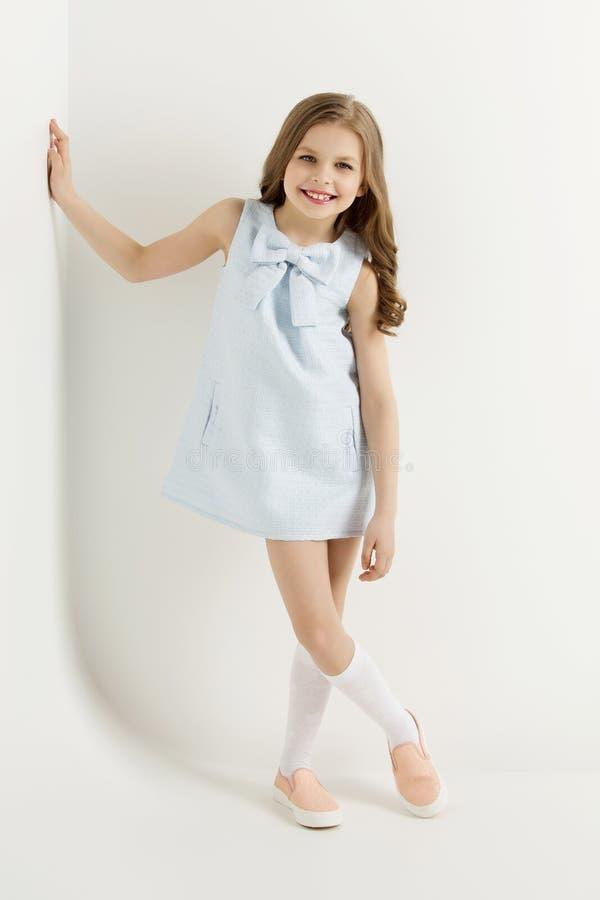Mooi jong meisje royalty-vrije stock afbeelding