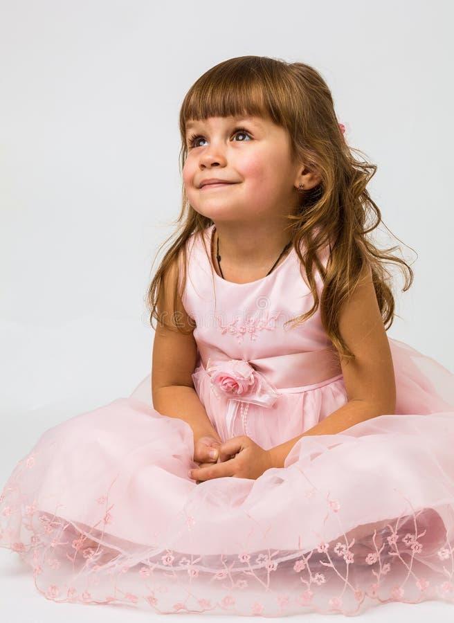 Mooi jong meisje stock afbeelding